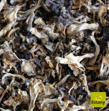 Dried Chantarelle Jaune